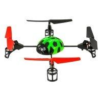 Квадрокоптер на р/у WL Toys V929 Beetle зеленый (WL-V929g)
