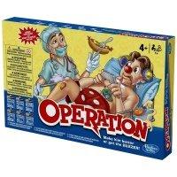Настольная игра HASBRO GAMES ОПЕРАЦИЯ NEW (A4053)