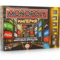 Настольная игра HASBRO MONOPOLY МОНОПОЛИЯ Империя (A4770)