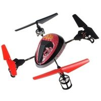Квадрокоптер на р/у WL Toys V949 UFO Force фиолетовый (WL-V949v)