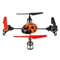 Квадрокоптер на р/у WL Toys V929 Beetle оранжевый (WL-V929o)