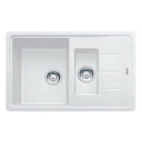 Купить Кухонные мойки, Кухонная мойка Franke BFG 651-78 белый (114.0272.602)