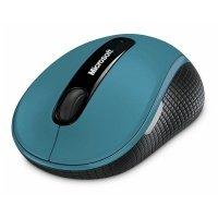 Мышь Microsoft WL Mobile Blue Track 4000 Blue (D5D-00029)