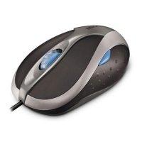 Миша Microsoft Optical Notebook 3000 1.0 USB Gray Ru Ret (B2J-00021)