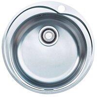 Кухонная мойка Franke ROL 610-41 декор (101.0255.788)