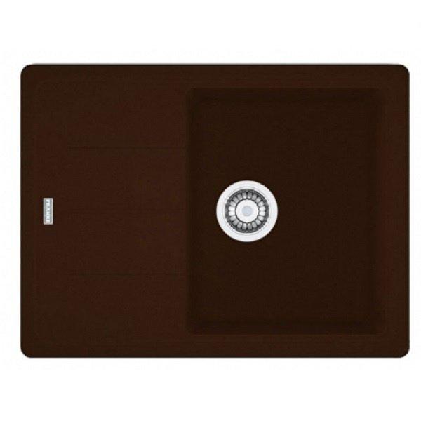 Купить Кухонная мойка Franke BFG 611-62 шоколад (114.0272.594)