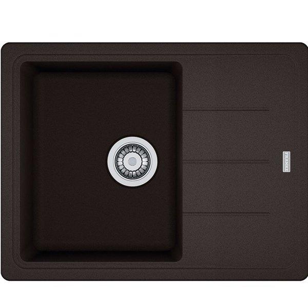 Купить Кухонная мойка Franke BFG 611-62 оникс (114.0272.580)