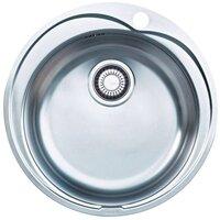 Кухонна мийка Franke RON 610-41 матова (101.0255.783)