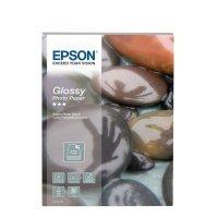Фотобумага EPSON Glossy Photo Paper, 100л. (C13S042046)
