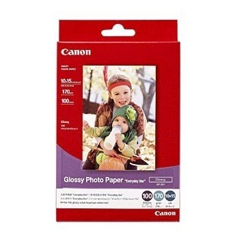 Купить Фотобумага CANON Photo Paper Glossy GP-501, 100л. (0775B003)