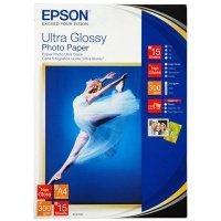 Фотобумага EPSON Ultra Glossy Photo Paper, 15л. (C13S041927)