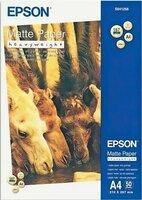 Фотобумага EPSON Matte Paper-Heavyweight, 50л. (C13S041256)