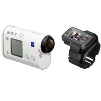 Экшн-камера SONY HDR-AS200V + пульт д/у RM-LVR2 (HDRAS200V.AU2)