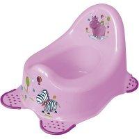 Детский горшок keeeper Hippo лиловый (8648.509(KK))