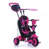 Детский велосипед Smart Trike SPARK 4в1 розовый (6751200)