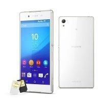 Смартфон Sony Xperia Z3+ DS E6533 White