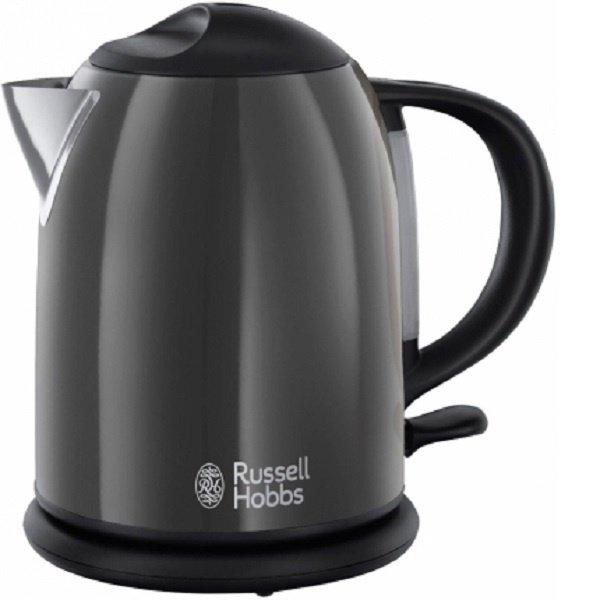 Купить Электрический чайник Russell Hobbs 20192-70 Colours Storm Grey