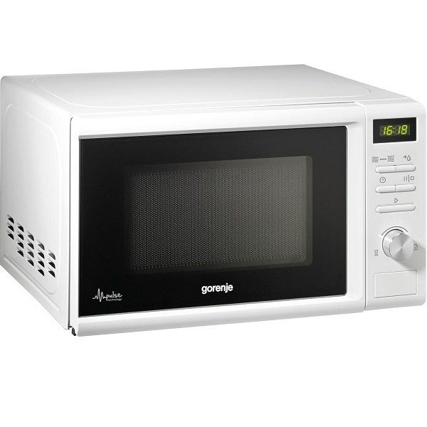 Купить Микроволновая печь Gorenje MMO 20 DGWII (XY820Z) 20 л / электронное управление / белая (MMO20DGWII)