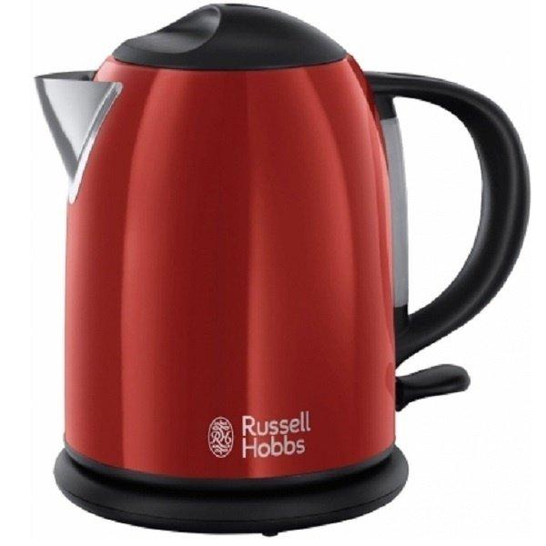 Купить Электрический чайник Russell Hobbs 20191-70 Colours Flame Red