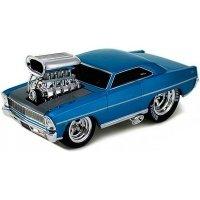 Автомодель MAISTO 1:24 Chevrolet Nova SS (32239 met. blue)