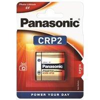 Батарейка PANASONIC CR-P2L BLI 1 Lithium