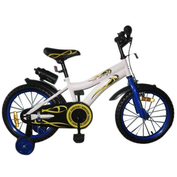 Детский велосипед BabyHit SWALLOW White with Blue (10170) фото 1 b7e7cc42d03ee