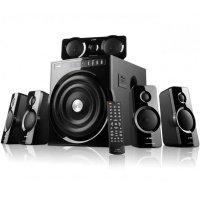 Акустическая система 5.1 F&D F6000U black (430108)