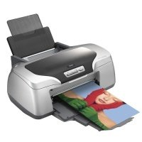 Принтер струйный EPSON Stylus Photo R800