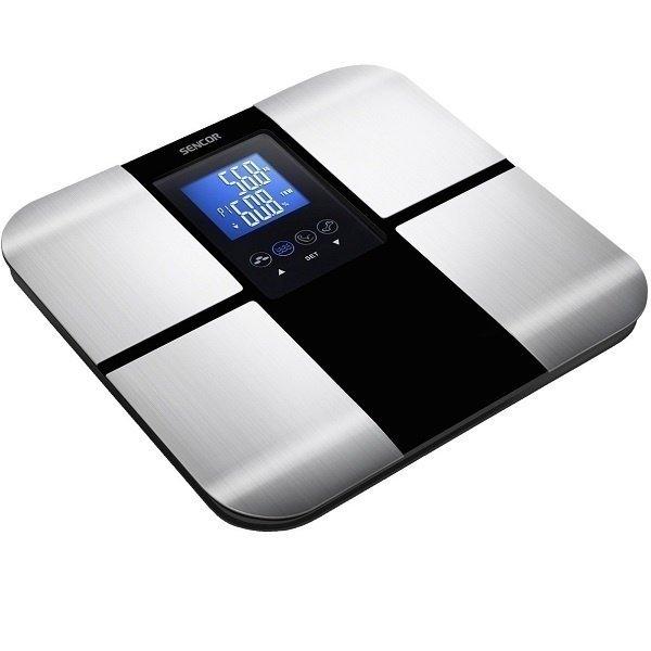 Весы напольные Sencor SBS6015BK фото 1