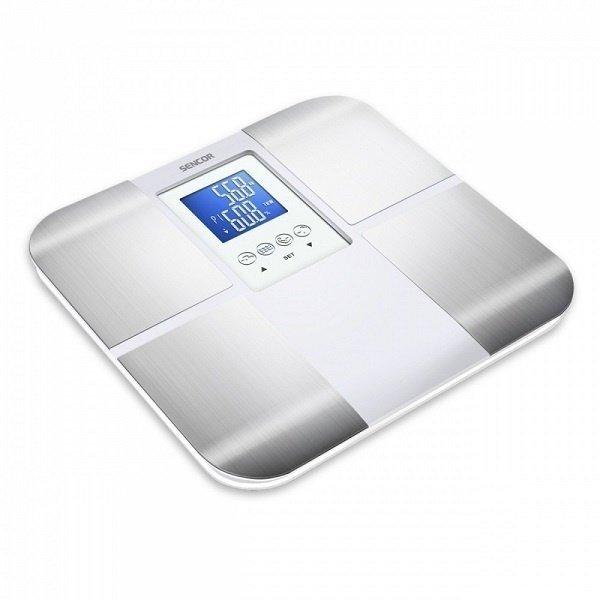 Весы напольные Sencor SBS6015WH фото 1