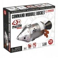 Объемный пазл 4D Master Командный модуль ракеты (26371)