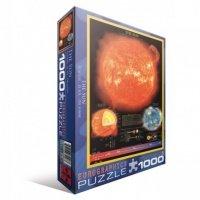 """Пазл Eurographics """"Солнце"""" (6000-1008)"""