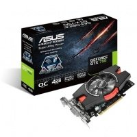 Відеокарта ASUS GeForce GTX 750 4GB OC (GTX750-OC-4GD5)