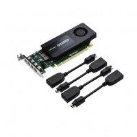 Відеокарта PNY NVIDIA Quadro K1200 4GB GDDR5 (VCQK1200DP-PB)
