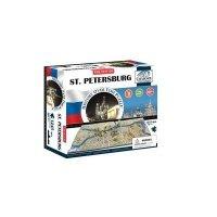 "Объемный пазл 4D Cityscape ""Петербург, Россия"" (40036)"