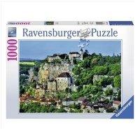 """Пазл Ravensburger """"Городок на горном склоне"""" (RSV-195206)"""