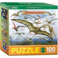 """Пазл Eurographics """"Летающие динозавры"""" (8104-0680)"""