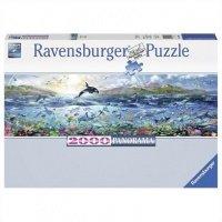 """Пазл Ravensburger """"Живой океан"""" (RSV-166961)"""
