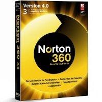 Антивирус Symantec Norton 360 4.0 RU CD 1 USER 3 PC (20958237)