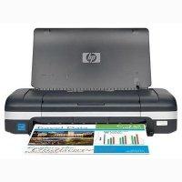 Принтер струйный HP mobile OfficeJet H470b