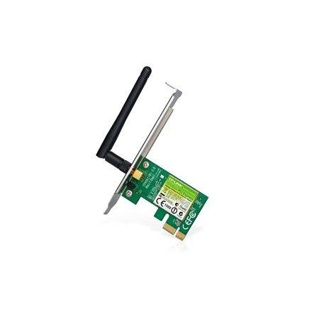 Купить WiFi-адаптерTP-LINKTL-WN781ND802.11n, 150Мбит/сPCIExpressx1