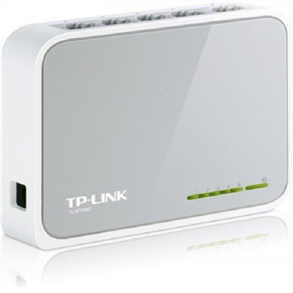 Купить КоммутаторTP-LinkTL-SF1005Dmini5x10/100 (TL-SF1005D)