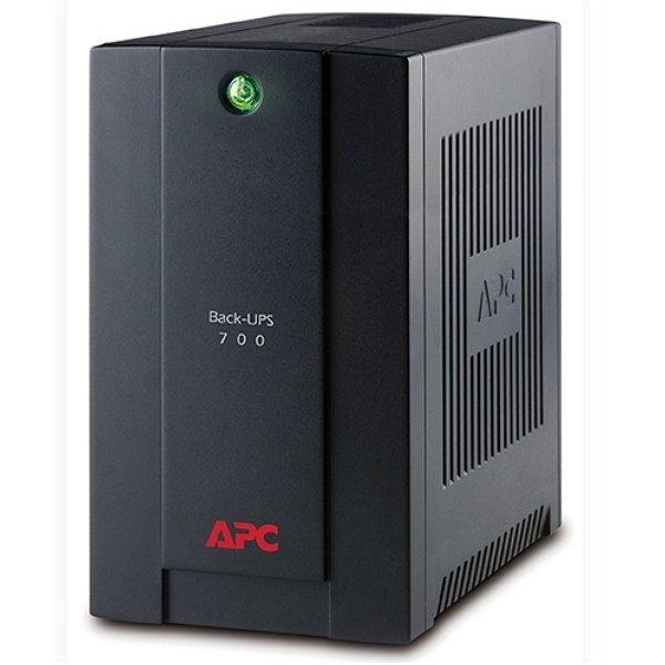 Купить ИБП APC Back-UPS 700VA, IEC (BX700UI)