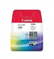 Картридж струйный CANON PG-40Bk/CL-41 цв. Multi Pack (0615B043)