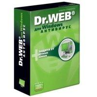 Антивирус Dr.Web Антивирус 2 ПК (BAW-W12-0002-6**)