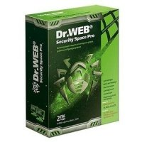 Антивирус Dr.Web Security Space Pro 2 ПК, 24 мес (BFW-W24-0002-6**)