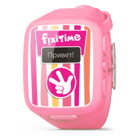 Смарт-часы FIXITIME Pink