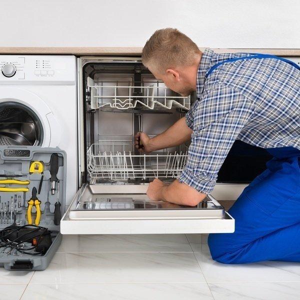 MOYO Установка посудомийної машини Базовафото