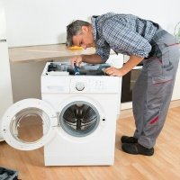 Установка стиральной машины Базовая