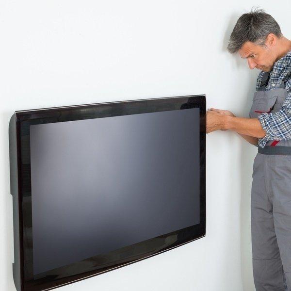 "MOYO Монтаж телевизора до 32"" на стену фото"